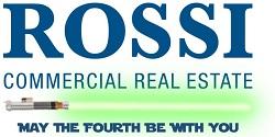 ROSSI Logo Star Wars Day
