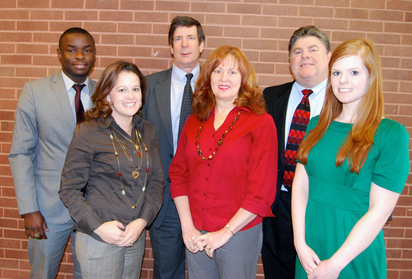 Reumont CPA Firm Left to right: Samba Wurie, Mari Slobounov, David Reumont, Diane Reumont, Mark Rose & Kelsey Jarrell